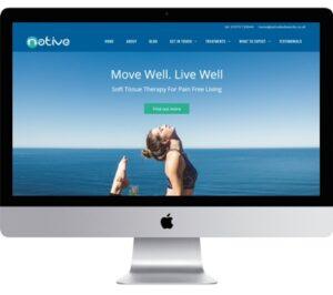 website design Barry Cardiff
