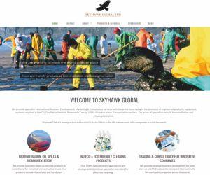 Barry website design