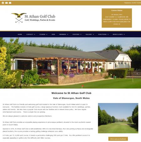 St Athan Golf Club